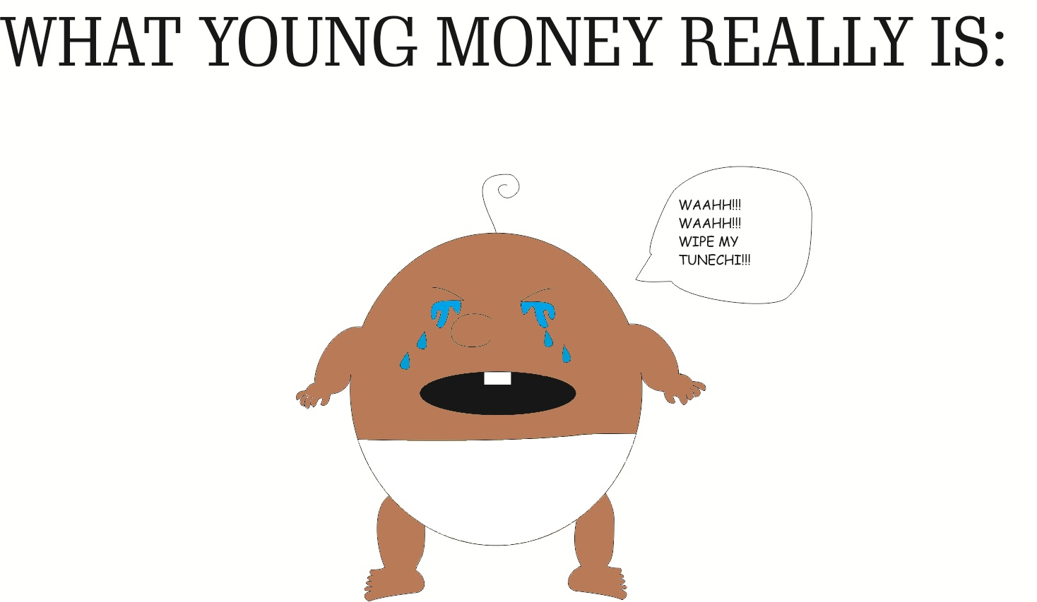 Young Money funny T-shirt